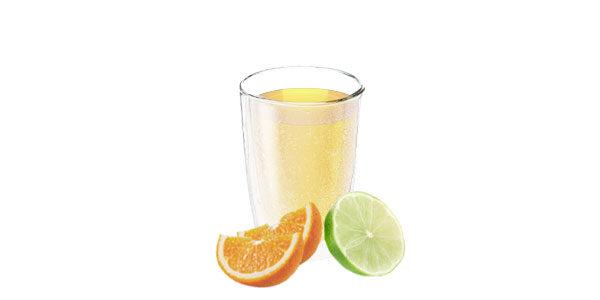 Bebida isotónica sin azúcar