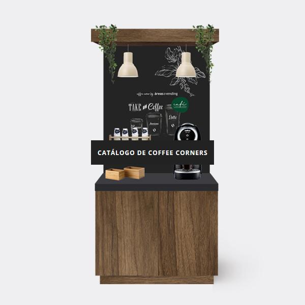 Catálogo de Coffee Corners
