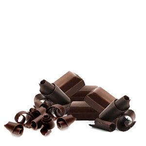 Chocolate negro de comercio justo de vending