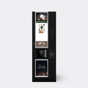 Máquinas de bebidas calientes Lei600 touch