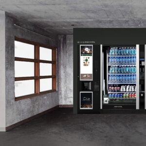 Máquina de bebidas frías Vendo G-Drink