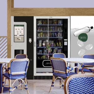 Máquina de bebidas frías Vendo NarrowStack