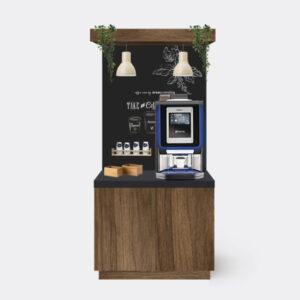 Máquinas de café de vending