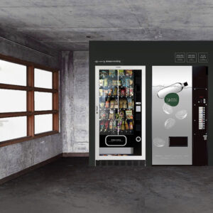 Máquina de snacks FAS FASTER TM 900