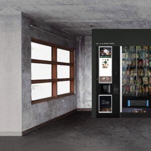 Máquina Vendo G-Snack Design