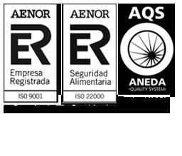 Máquinas de café para empresas con ISO 22000