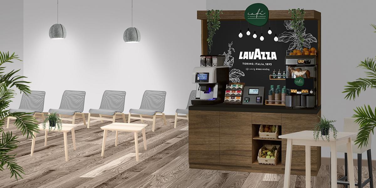 Café y Especialidades Minimarkets - Coffee Corners